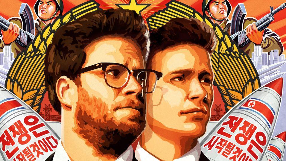 Filmen The Interview handler om å snikmyrde Nord-Koreas diktator Kim Jong-un. Flere tror hackerangrepet mot Sony Pictures skyldes filmen, og at Nord-Korea står bak.