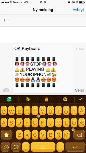 GO Keyboard.