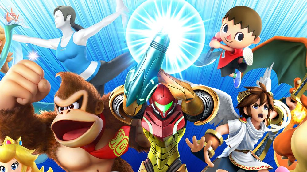ANMELDELSE: Super Smash Bros. for Wii U