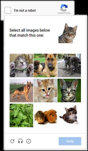 Google spekulerer også i nye løsninger for å gjøre CAPTCHA enklere å bruke på mobiltelefoner.