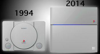 Sony feiret PlayStations 20-års dag