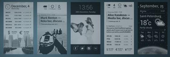 E-papirskjermen gjør YotaPhone 2 helt spesiell.