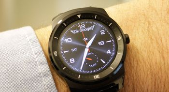 Test: LG G Watch R