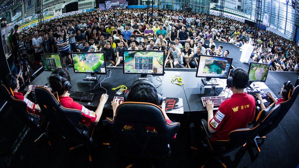 Forrige League of Legends-turnering på IEM var i Shenzhen i sommer.