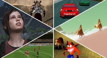 De viktigste spillene i PlayStations historie