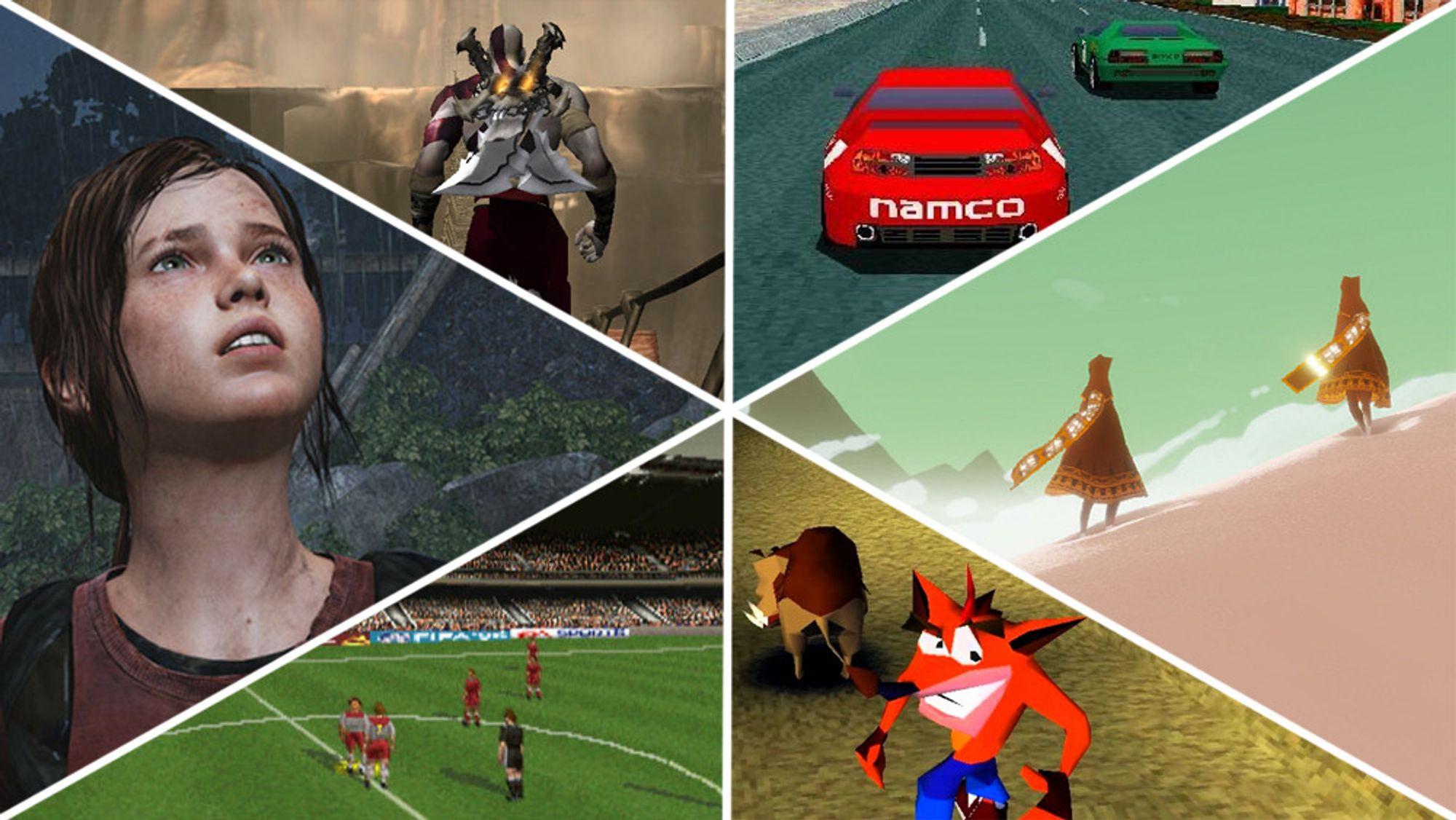FEATURE: De viktigste spillene i PlayStations historie