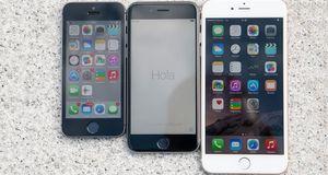 – Apple vil fortsette å lage små telefoner