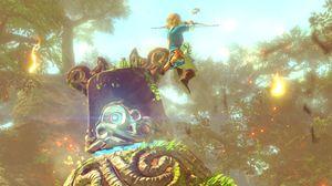 The Legend of Zelda til Wii U har ikke fått en tittel ennå.