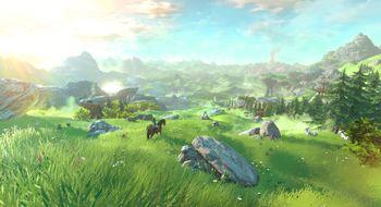 Neste The Legend of Zelda blir massivt