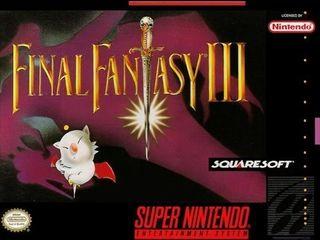 Final Fantasy III var faktisk Final Fantasy VI.