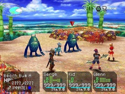 Et stort figurgalleri gjorde både positive og negative ting for spillet.