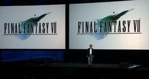 Alle jublet da Final Fantasy VII-logoen dukket opp på PlayStation Experience