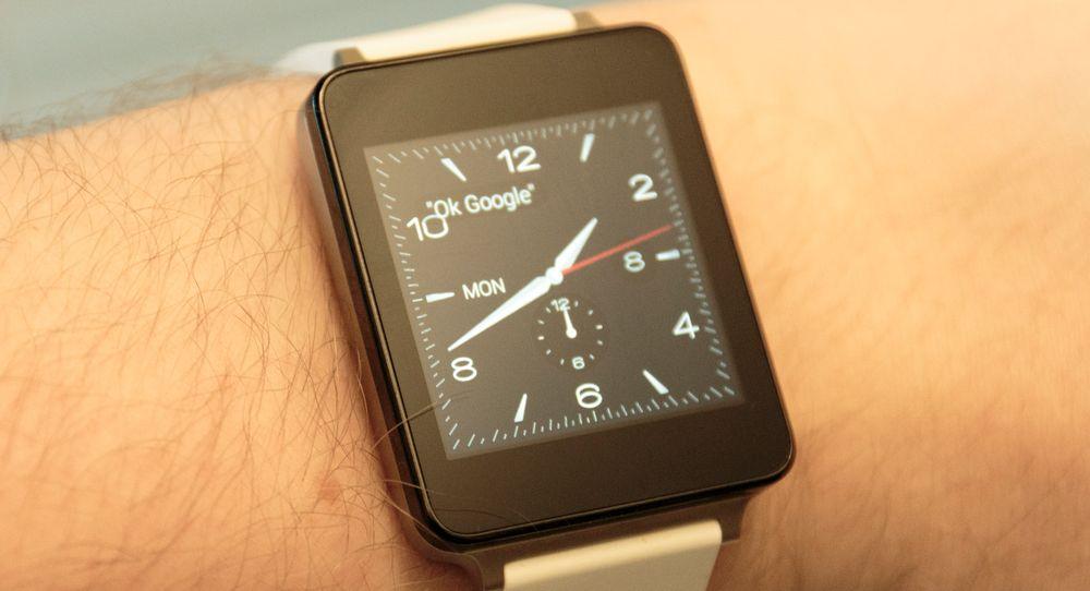 LG G Watch er den rimeligste av Android Wear-klokkene på markedet.