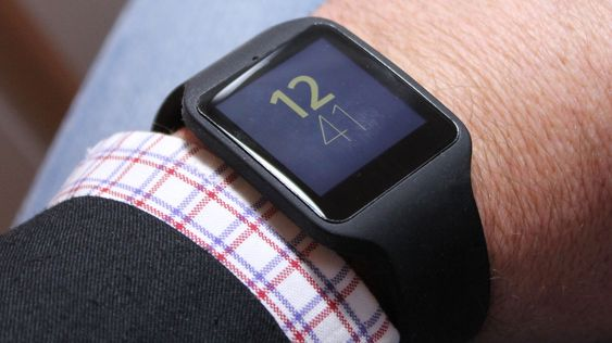 Sony SmartWatch 3.