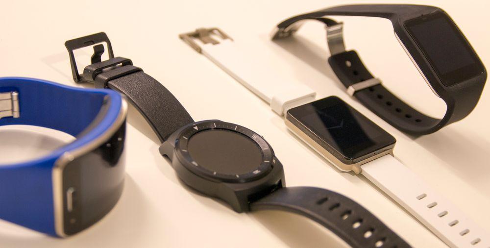 Smartklokkene er ikke på alles håndledd ennå, men produsentene slipper nye produkter i et forholdsvis raskt tempo.