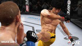 EA Sports UFC.