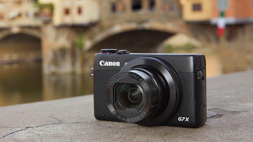 TEST: Test: Canon PowerShot G7 X