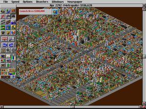 Mange liker å byge byer fremdeles. Dette er byen til eskander fra reddits SimCity-forum.