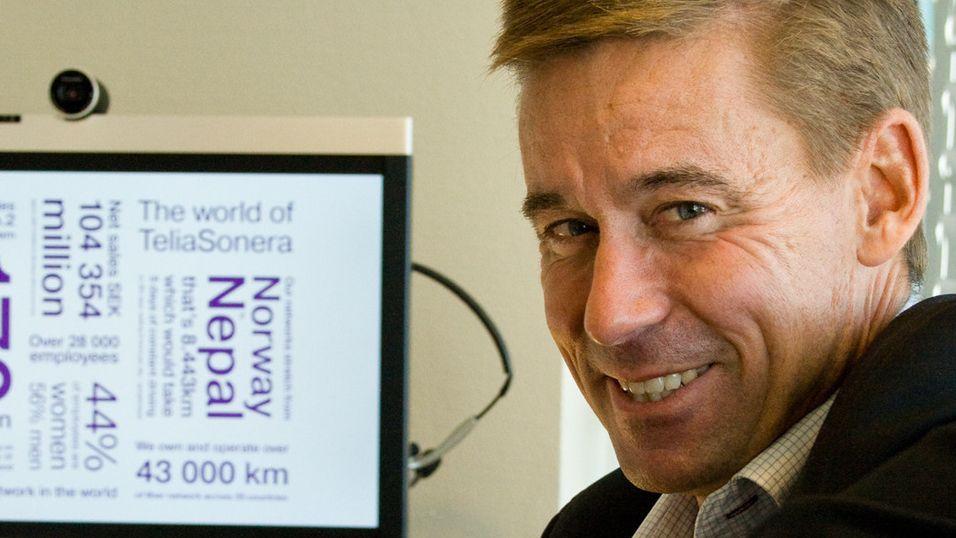 August Baumann er ferdig i Netcom