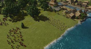 Bygg opp et mektig imperium i oldtidens Italia