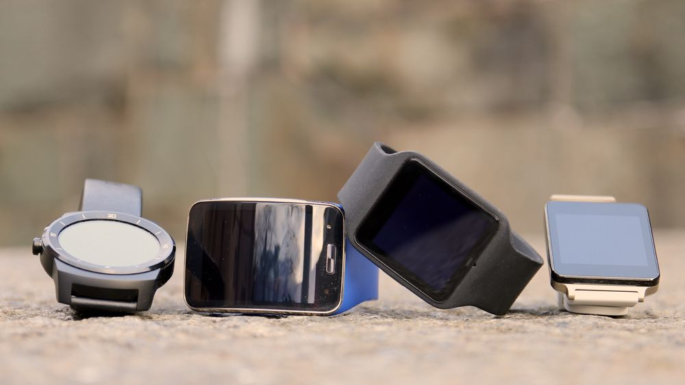 SAMLETEST: Test av Samsung Gear 2, Gear S, LG G Watch, LG G Watch R og Sony Smartwatch 3