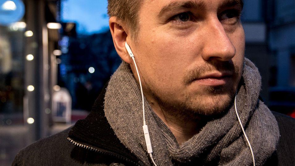 ANBEFALING: På tide å kutte ut de hvite øreproppene?