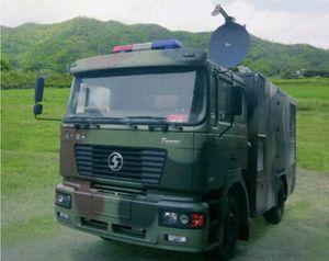 Kinas nye strålevåpen ruver greit i terrenget.