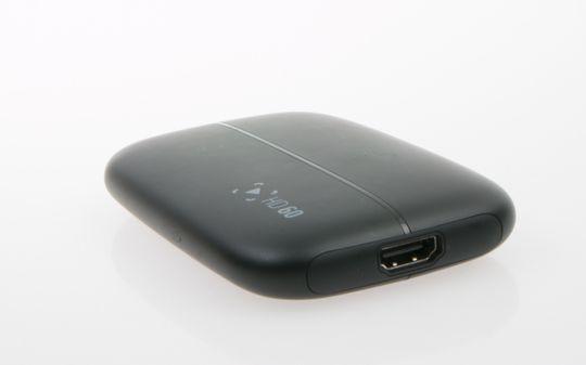 Med bare HDMI gjør det at analoge signaler ikke fungerer.