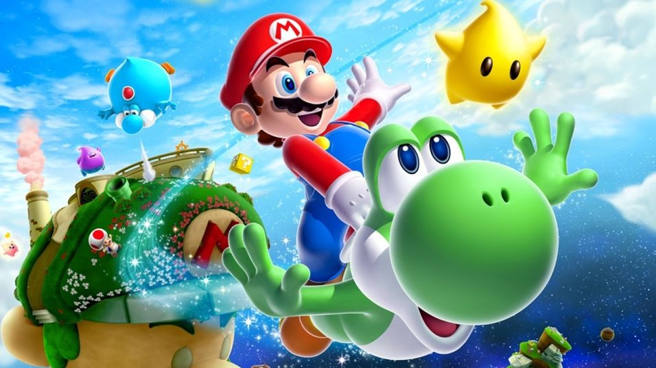 Sony skal lage animert Super Mario Bros.-film