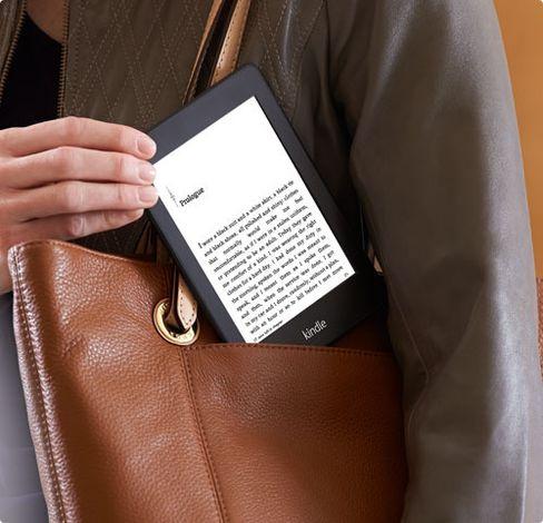 Kindle Paperwhite fra Amazon er basert på e-papir. Disse lesebrettene er markedsledende, men enn så lenge har ingen av Kindle-brettene den aller heftigste e-papirteknologien.