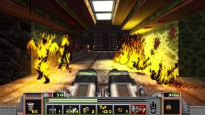 Spill var voldeligere før. (bilde: Night Dive Studios).