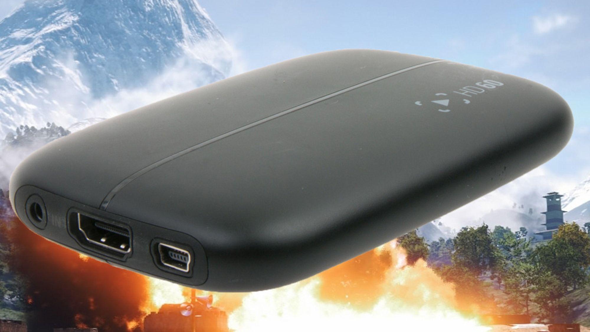 ANMELDELSE: Elgato Game Capture HD60