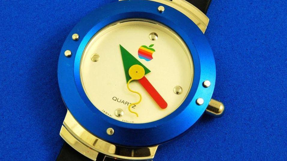 Dette er den originale «Apple watch»
