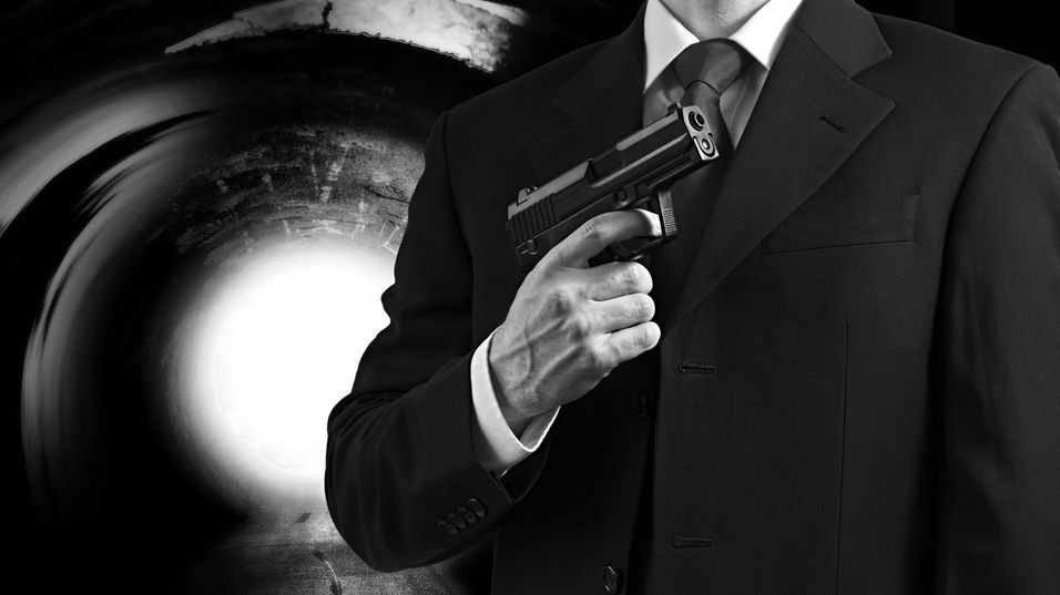 Hackere stjal manuset til den nye James Bond-filmen