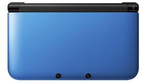 Nintendo 3DS XL.
