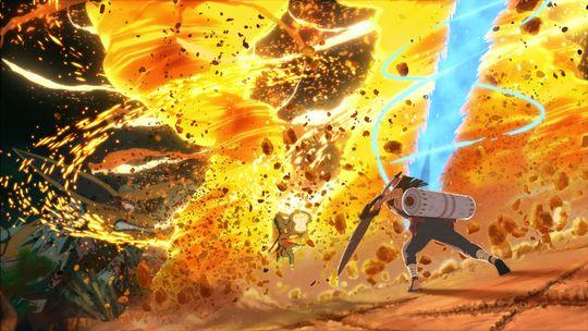 Naruto byr på eit flammehav utan like denne månaden.