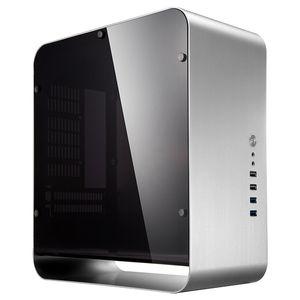 Jonsbo UMX1 Plus m/vindu i sølv.