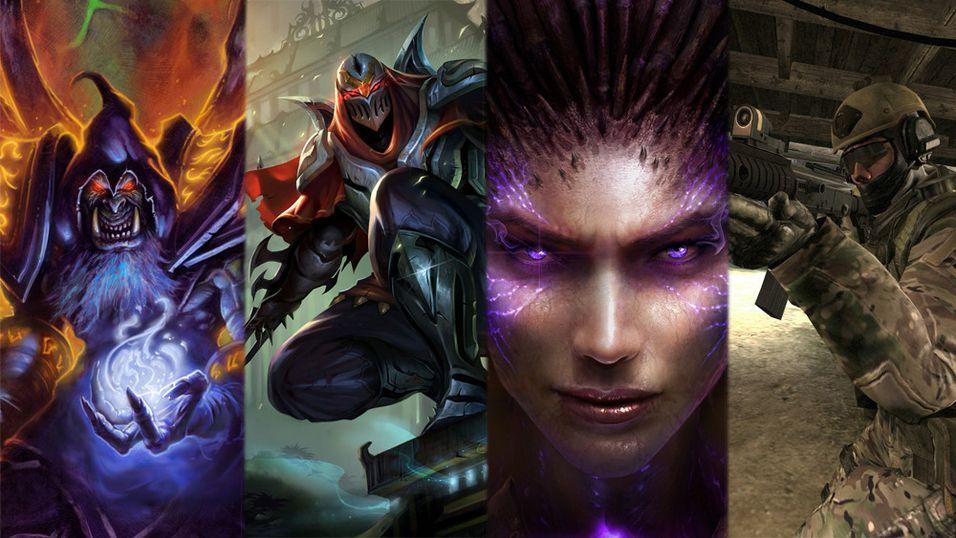 I 2015 blir det store ligaer i Hearthstone, League of Legends, StarCraft og Counter-Strike her på Gamer.no.