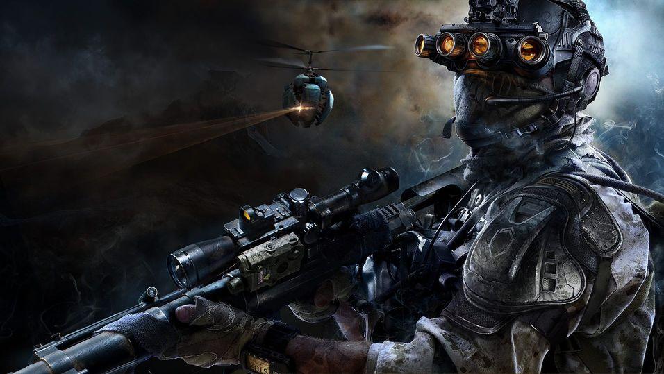 Er du klar for sniperaction i store område?