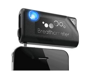 Med Breathometer vet du alltid om du kan kjøre eller ikke.