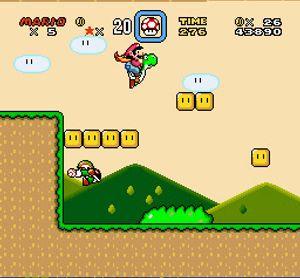 Super Mario World.