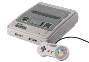 Super Nintendo Entertainment System, SNES eller Super Nintendo. Kjært barn har minst tre navn.