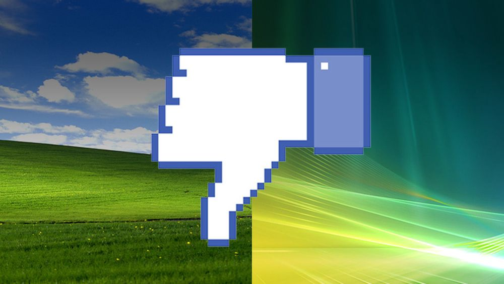 Ikke alle Windows-funksjoner har vært en suksess. Her er de vi vender tommelen ned for.