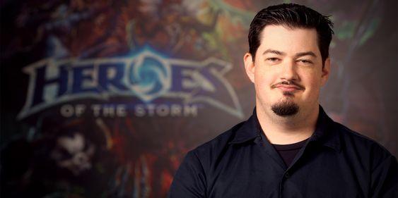 Vi tok en prat med Phill Gonzales, som har ansvar for å designe figurene i Heroes of the Storm.