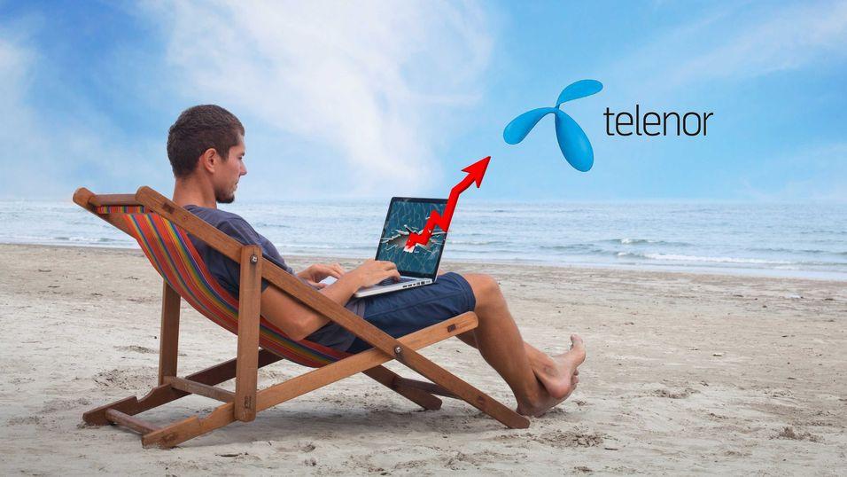 Telenor skrur opp prisen på mobilt bredbånd