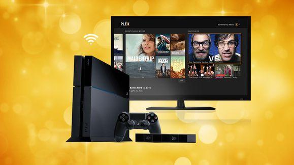Nå blir det enklere å bruke PlayStation som mediesenter