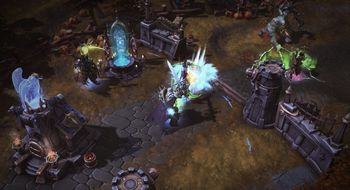 Test: Heroes of the Storm