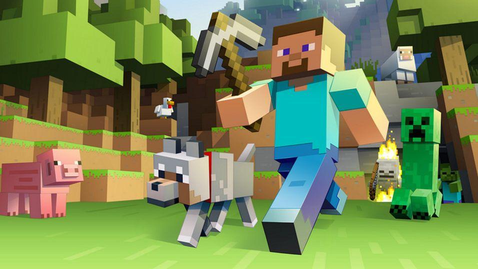 Telltale lagar Minecraft-spel