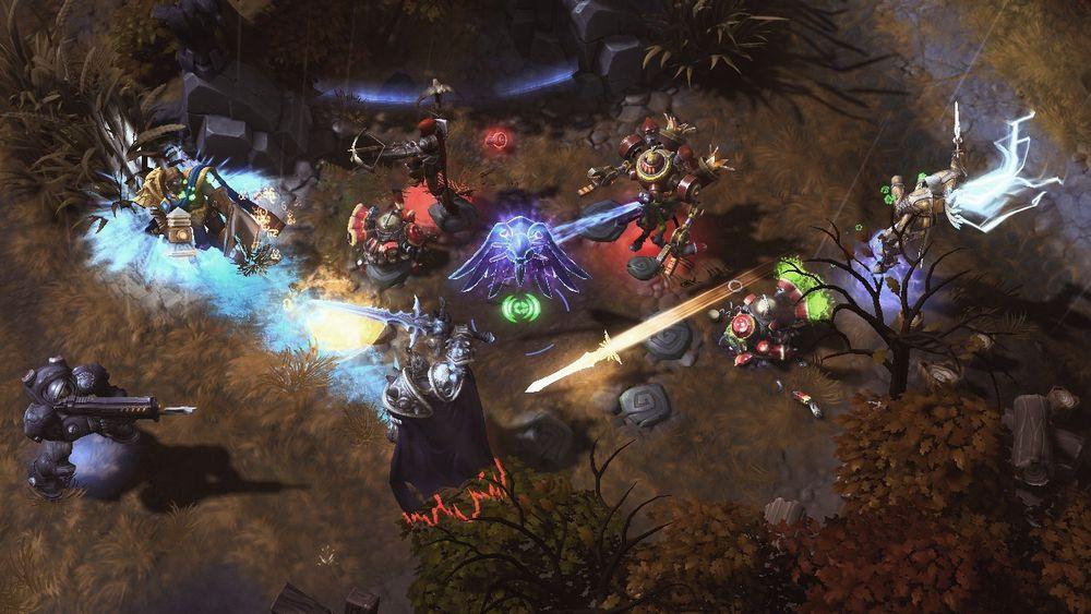 INTERVJU: – Dette er en ny retning for Blizzard