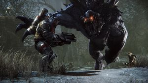 Xbox One får ny Evolve-beta i januar